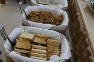 Buffet doručak/Buffet breakfast/Colazione a buffet